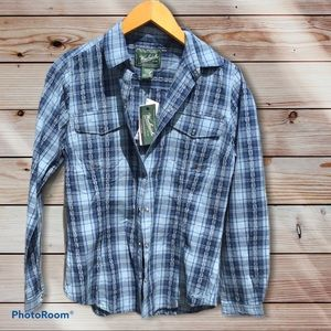 Woolrich button down shirt